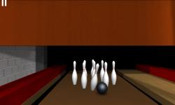 Ninepin Bowling screenshot 3/4