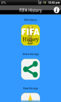 World Cup Football History screenshot 1/3