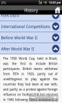 World Cup Football History screenshot 3/3