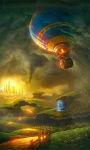 Balloon Tornado Lwp screenshot 1/3