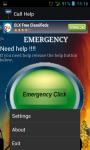 Emergency Helpline App  screenshot 2/4