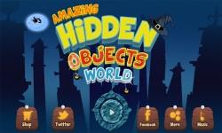 Amazing Hidden Objects screenshot 1/5