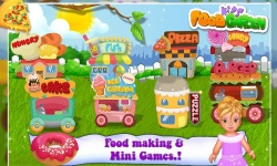 Kids Food Garden screenshot 1/5