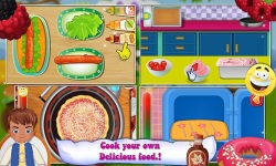 Kids Food Garden screenshot 4/5