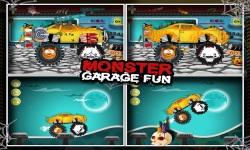Monster Car Garage Fun screenshot 5/5