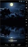 Mysterious Moonlight Live Wallpaper screenshot 1/2