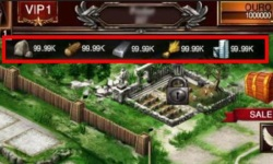 Game of War Fire Age Cheats Unofficial screenshot 2/2