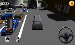 Limo Parking Simulator 3D screenshot 2/6