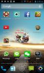 One Direction Clock Widget screenshot 1/4
