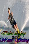 Rules to play Water Skiing screenshot 1/3
