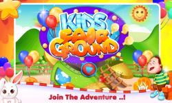 Kids Fair Ground screenshot 1/6