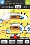Funny Spongebob Squarepants Puzzle Game screenshot 2/5