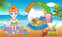 Baby Beach Prepare Fun screenshot 1/3