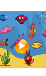Puzzles for kids: sea puzzles screenshot 1/2