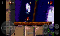 Aero the Acro Bat 2 screenshot 3/6
