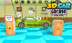 3D Car Garage For Kids screenshot 1/6