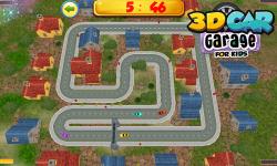 3D Car Garage For Kids screenshot 4/6