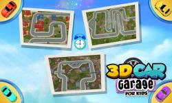 3D Car Garage For Kids screenshot 5/6