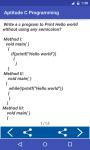 Aptitude C Programs screenshot 3/6