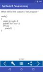Aptitude C Programs screenshot 4/6