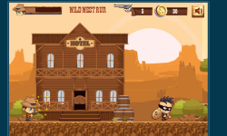 Wild West Run screenshot 2/4