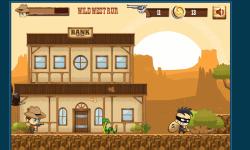 Wild West Run screenshot 3/4