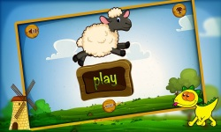 Lucky the sheep - Farm run For Android screenshot 2/4