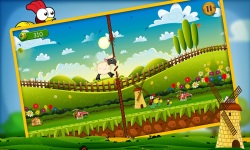 Lucky the sheep - Farm run For Android screenshot 3/4