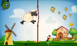 Lucky the sheep - Farm run For Android screenshot 4/4