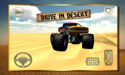 Monster Truck Desert Simulator screenshot 4/4