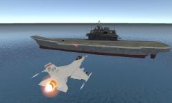 Air War Navy Jet battle screenshot 3/6