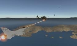 Air War Navy Jet battle screenshot 4/6