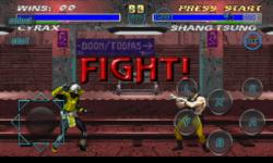 Mortal Kombat 2015 Beta screenshot 2/6