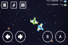 Asteroids-Game screenshot 2/6