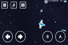 Asteroids-Game screenshot 3/6