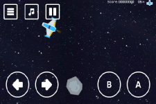 Asteroids-Game screenshot 4/6