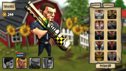 Zombie Defenders screenshot 1/6
