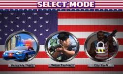 Clash of Cop City Crime Combat screenshot 2/6