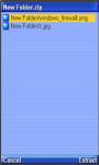 MicroZip v3 screenshot 5/6