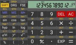 RealCalc Plus general screenshot 4/6
