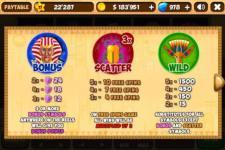Pharaohs Legend Slots VIP United screenshot 5/6
