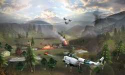 Gunships Strike 3D screenshot 4/6