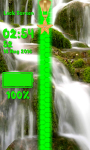 Waterfall Zipper Lock Screen Best screenshot 6/6