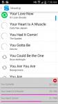 iSyncr voor iTunes personal screenshot 2/6