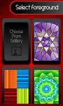 Zipper Lock Screen – Abstract screenshot 3/6