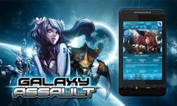 Galaxy Assault screenshot 1/4