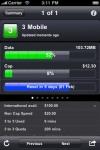 3 Mobile compatible Phone Usage screenshot 1/1