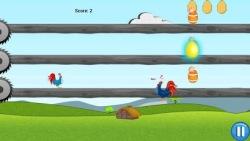 Crazy Chicken Run  Mad Game screenshot 2/3