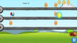 Crazy Chicken Run  Mad Game screenshot 3/3