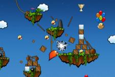 Jumpy James Demo screenshot 3/3